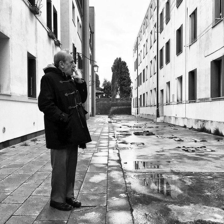 @where_alvaro_meets_aldo last weekend in #Giudecca #Venice with #AlvaroSiza Portuguese Pavilion curated by Nuno Grande and @robertocremascoli at 15th #biennalevenezia2016 ph: @nicolo_galeazzi by archilovers