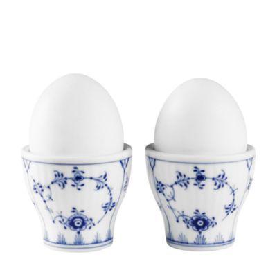 Royal Copenhagen Blue Fluted Plain Egg Cup   Bloomingdale's