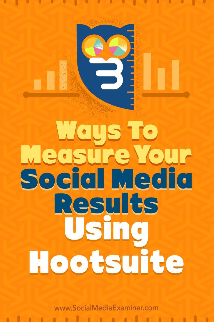 Are you managing your social media accounts with Hootsuite?  Using one tool to manage and report on your social media activities can save you valuable time.  In this article, youll discover how to run social media reports inside Hootsuite. Via @smexamine