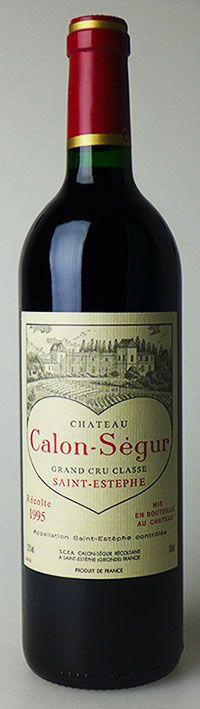 1995 Calon-Ségur