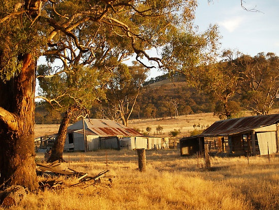 Rural Rust.- NSW Australia by shortshooter-Al