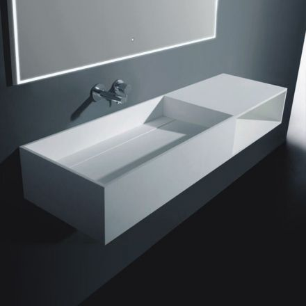 25 best ideas about resine salle de bain on pinterest r sines resine sol and resine pour - Wastafel leroy merlin ...