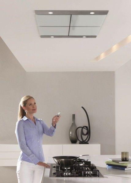 Miele DA2900 ceiling mounted range hood