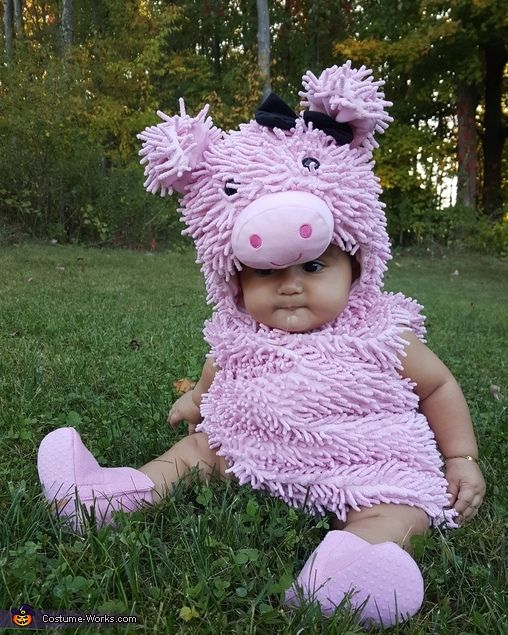 lil piggy cute baby halloween costume - Baby Cute Halloween Costumes