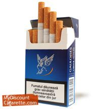 Gauloises Blondes Blue cigarettes pack