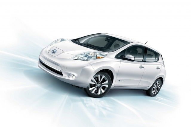 awesome 2017 Nissan Leaf specs: all 30-kwh batteries, otherwise unchanged