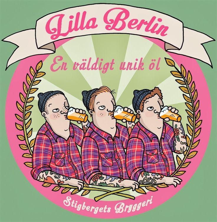 Lilla berlin öl