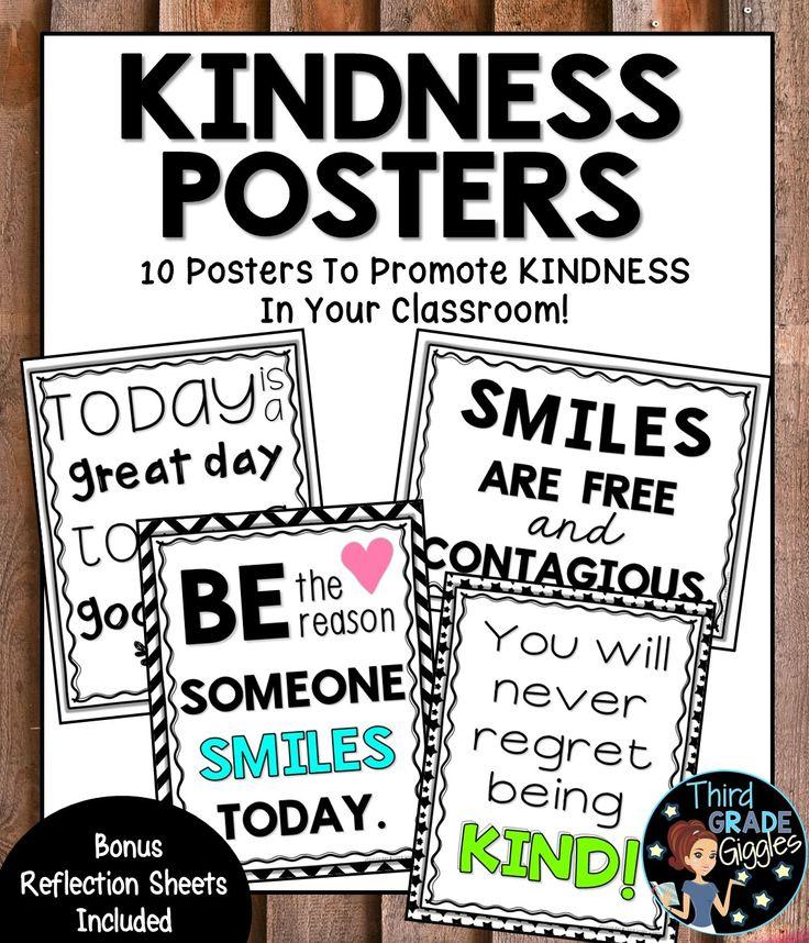 The 25+ Best Kindness Activities Ideas On Pinterest
