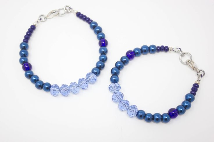 Now selling: Deep Blue Pearls and Crystals, Navy Blue Bracelet, Jewel Tone Bracelet, Gift for Yourself, Night Jewelry https://www.etsy.com/listing/536167471/deep-blue-pearls-and-crystals-navy-blue?utm_campaign=crowdfire&utm_content=crowdfire&utm_medium=social&utm_source=pinterest