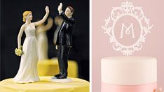 Wedding Sweepstakes - Win a Cake Topper of Choice in this Wedding Giveaway!