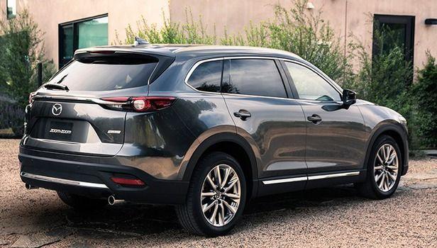 2017 Mazda CX-9 - release