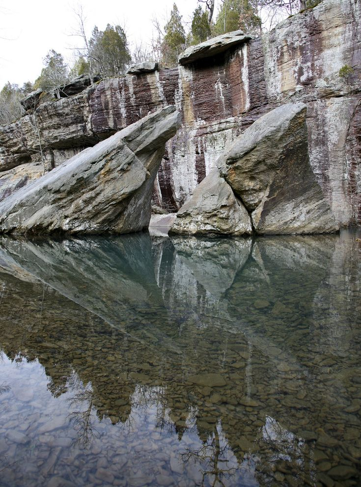 Bell Smith Springs - swimming - Shawnee National Forest, Illinois