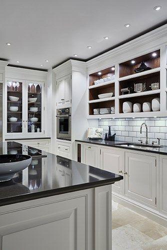 Luxury Grand Kitchen - Tom Howley Modern Kitchen Design in 2018