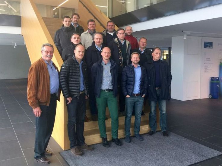 """""""InCompany"""" Seminar Completed at Linde AG in Munich"""