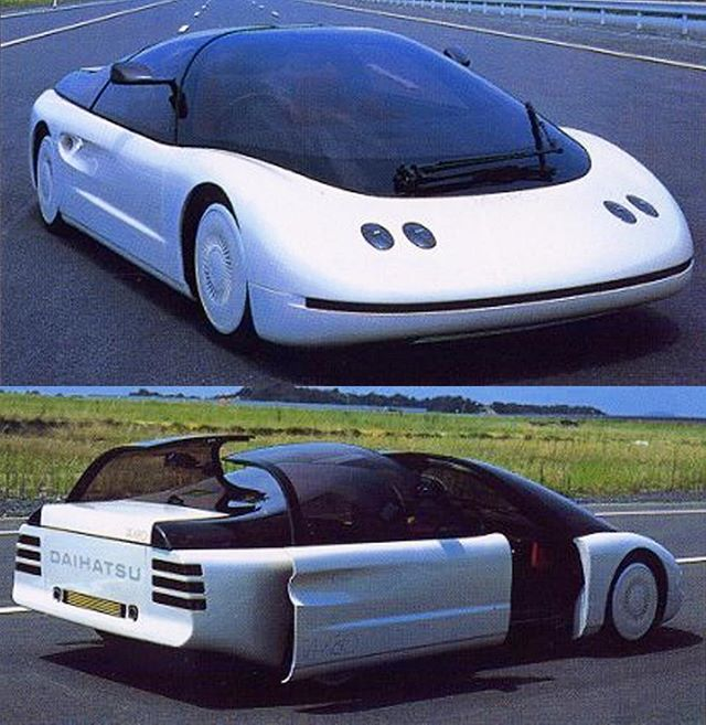 Daihatsu TA x80 … 1987 Concept Car … #80scar #80ssportscar #daihatsu #industrialdesign #80sdesign #80s #eighties #80slook #80sstyle #epic80s #80scool #80sglam #80sfashion #80slove #neontalk #vintagedashboard #dashboarddesign #80sdesign #love80s #80sart #backtothefuture #synthwave #newretrowave #newretro #80sglam #childhooddreams #childhooddream #1987 #conceptcar