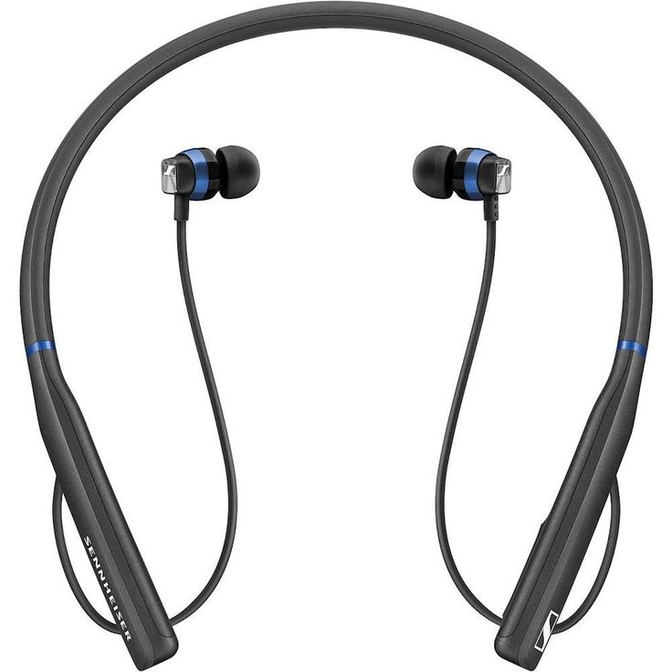 Sennheiser - CX 7.00BT In-Ear Wireless Headphones - Black