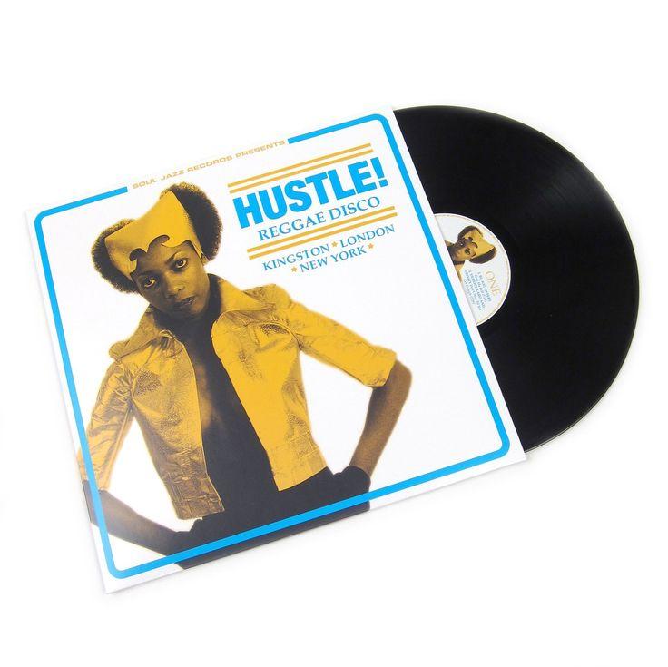 Soul Jazz Records: Hustle! Reggae Disco Vinyl 3LP – TurntableLab.com