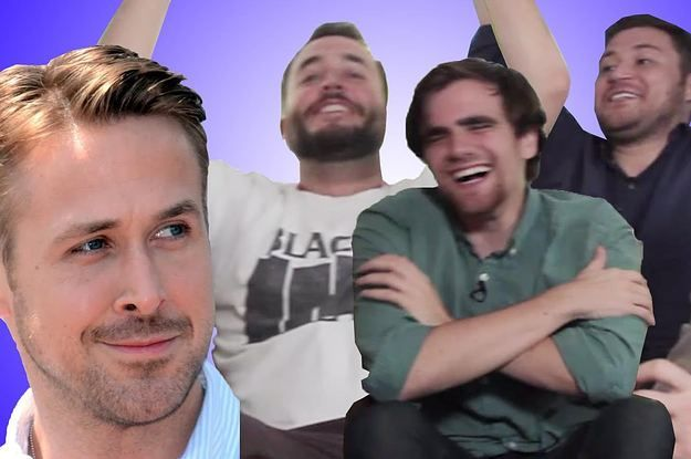 This is so great.- Men Watch The Notebook For The First Time