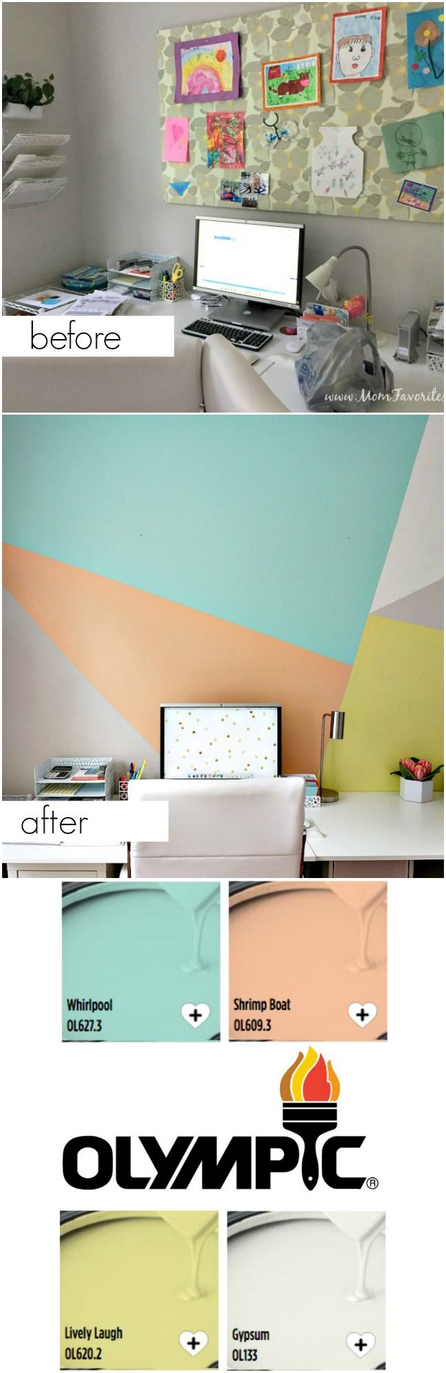 Accent walls have quickly become one of