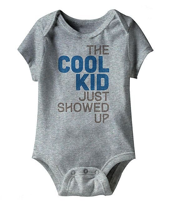 'The Cool Kid' Bodysuit