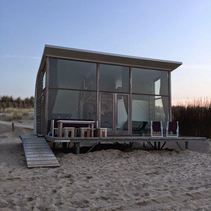 HerzStück: Schlafen am Meer, strandcamping groede zealand