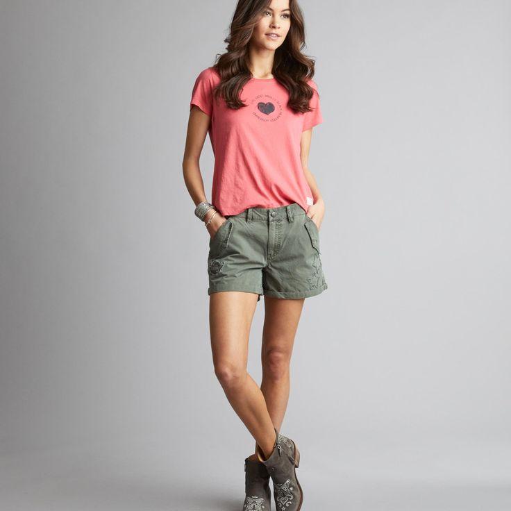 Keep on it shorts-odd Molly