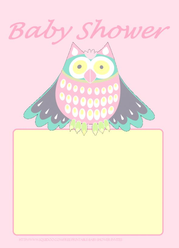 11 best images about free printable baby shower invitations on, Baby shower invitations