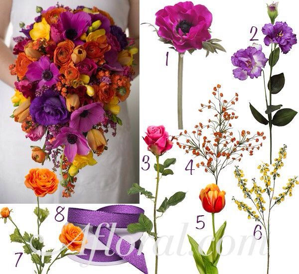 Flower bouquet ideas