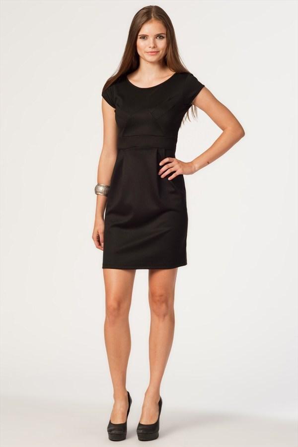 3316 Geometrik Kesimli Elbise #elbise #dress #siyahelbise #littleblackdress   http://www.primedays.com.tr/pinfo.asp?pid=871