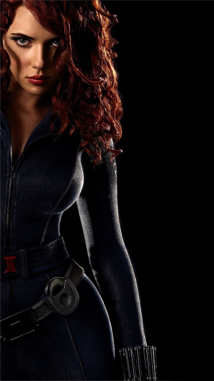 Download the App to get More Wallpapers Black widow