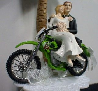 dirt bike wedding cake toppers 17 best images about wedding cake topper on 13535