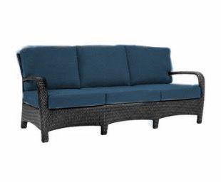 Chaise Lounge Sofa Cushions for Brown Jordan Havana Sofa
