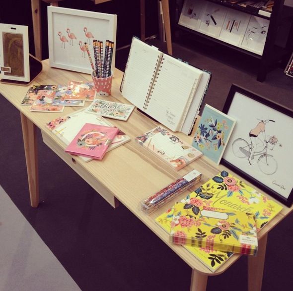 Rifle Paper Co. at Spring Top Drawer, London 2016