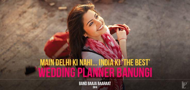 Shruti Kakkar had one aim to be India's Best Wedding Planner - Band Baaja Baaraat.