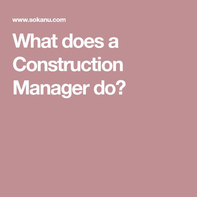 Best  Construction Manager Ideas On   Kanban Cards