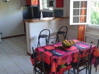 Le Sucrier Agréable bas de villa (Réf:5959 Appartement Martinique Marin)