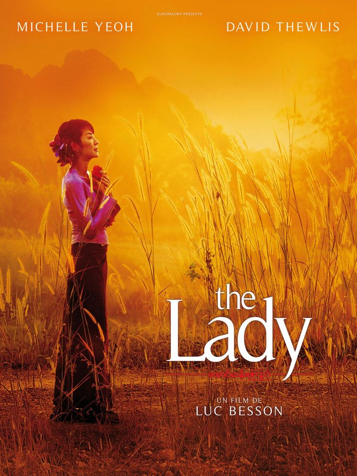 Cannot find words to describe The Lady... But it's definitely a MUST-WATCH! Michelle Yeoh depicted beautifully and gracefully Aung San Suu Kyy, in her moments of peaceful outrage, hopeful despair, and unprecedented willpower to bring Freedom to the people of Burma... An inspiration!