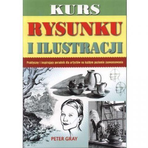 Kurs rysunku i ilustracji (opr. miękka) - zdjęcie