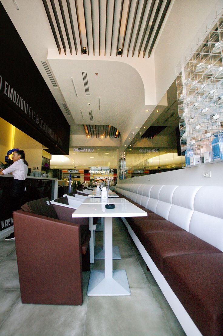 Caffe' Costadoro-Mega Mall - Sensio