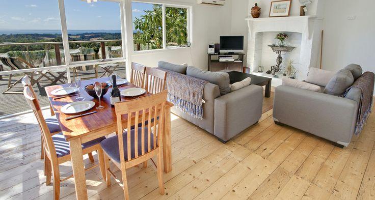 Max's Retreat - Mornington Peninsula - Victoria  http://www.beautifulaccommodation.com/properties/mt-bold-estate