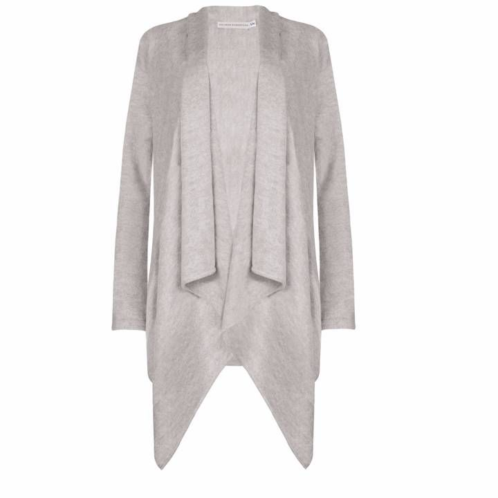 Rebecca Lightweight Waterfall Cardigan in Marble Grey (S/M) | Products