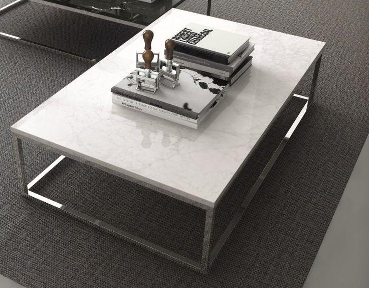 Les 25 meilleures id es concernant tables basses en marbre - Table en marbre rectangulaire ...