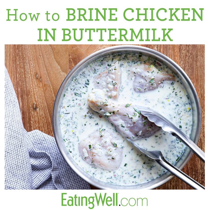 This healthy buttermilk chicken recipe has all the flavor of buttermilk fried chicken without the frying.