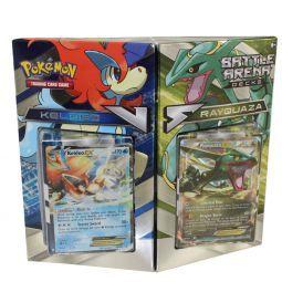 Pokemon XY - Battle Arena Decks - RAYQUAZA vs KELDEO (Two 60-Card Decks)