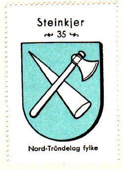 Steinskjer, Nord-Tröndelag fylke
