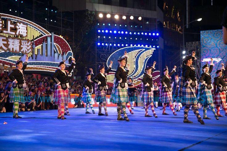 Shanghai International Festival - Highland Dance