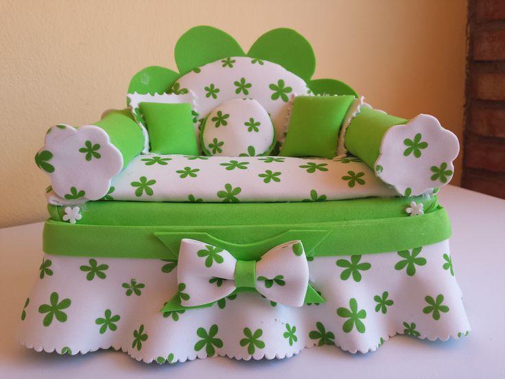 Sofa Joyero!!!!! un divertido y original detalle para regalar www.facebook.com/FofuchaStreet