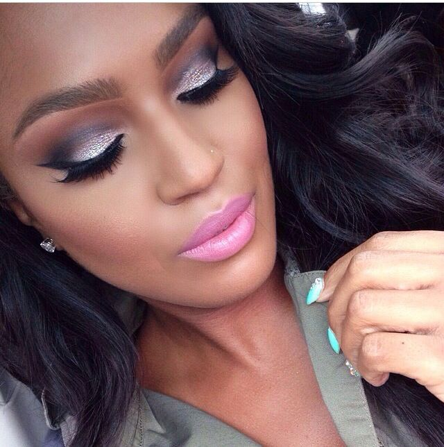Makeup for black women!