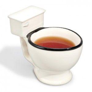 Taza de cerámica Inodoro Multiusos / Ceramic Toilet Mug · Tienda de Regalos originales UniversOriginal