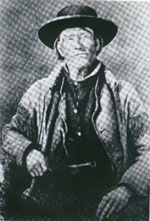 Jim  Bridger, heading West along the routes Lewis and Clark pioneered, became one of the greatest mountain men of the 19th century.